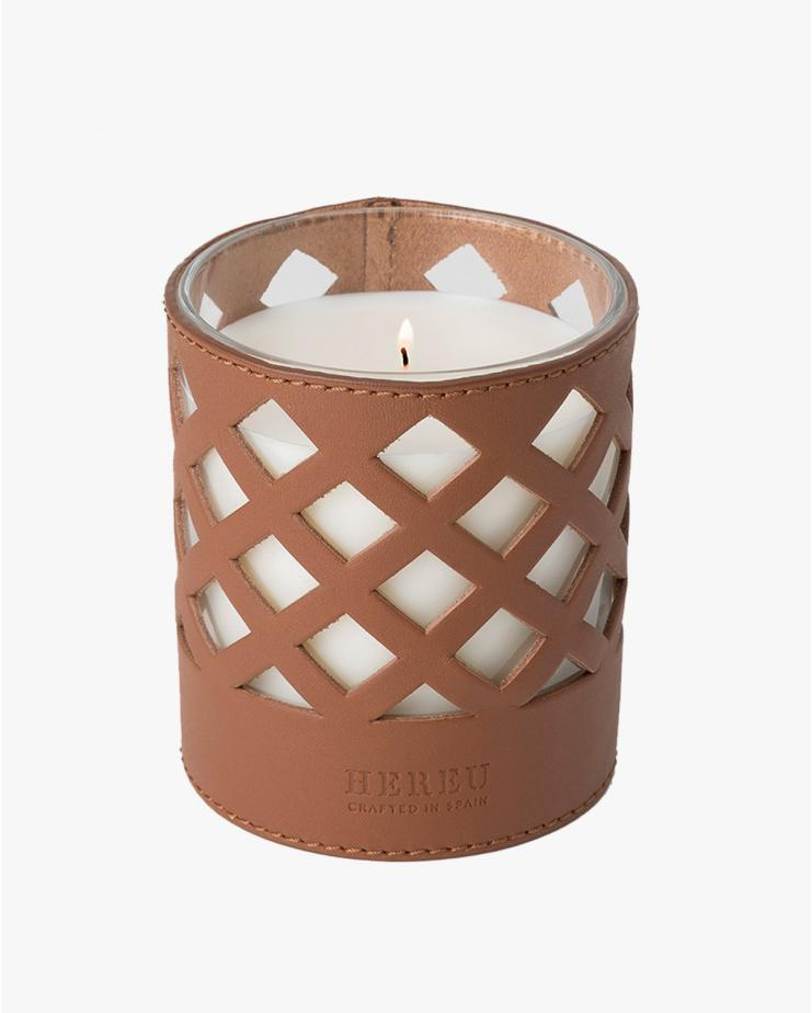 Scented Candle Tan