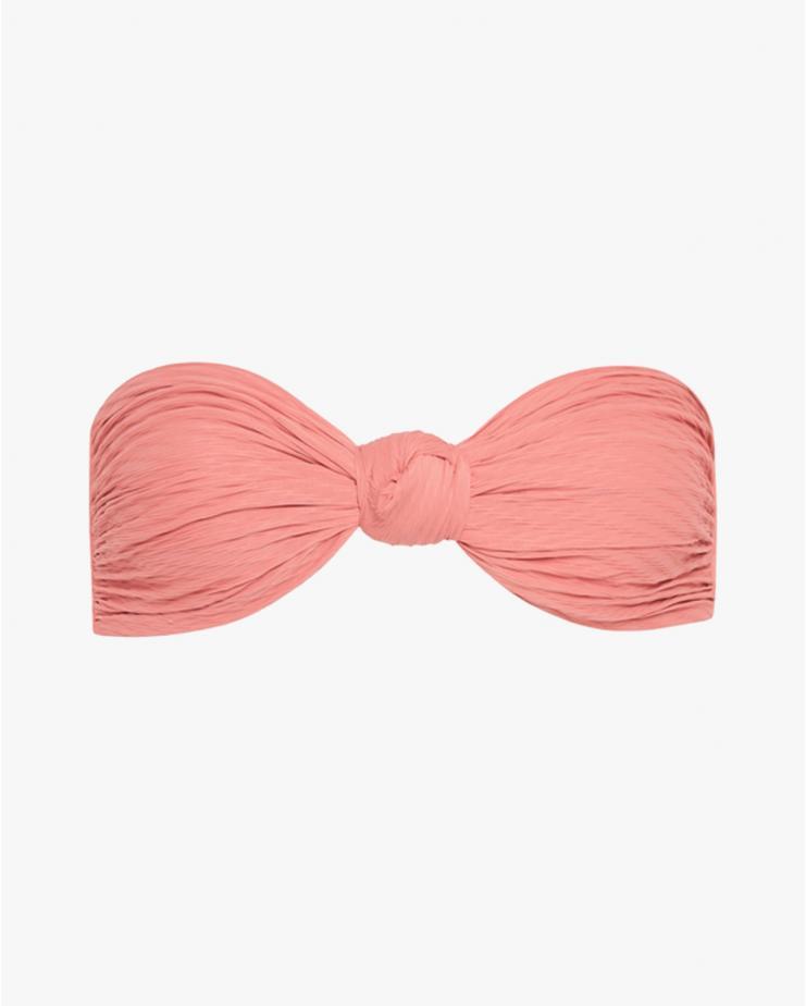 Hunter Blush Bikini Top