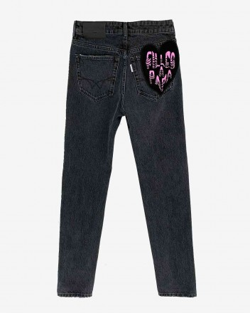 Colby Jeans Black