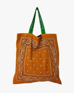 Arizona Love, Beach Bag Green / Orange