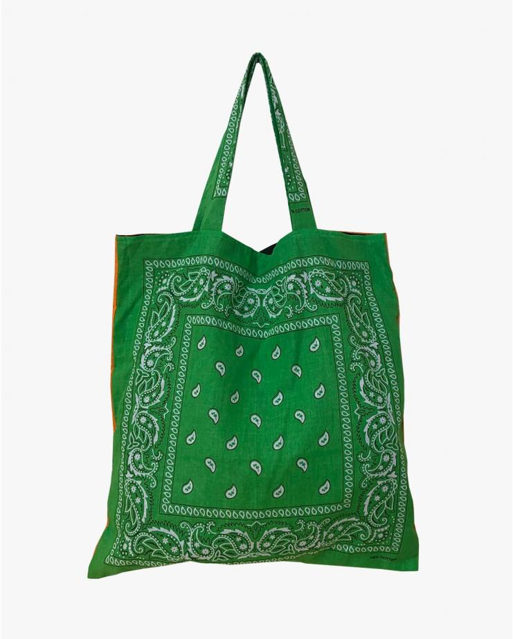 Arizona Love, Beach Bag Green / Orange