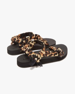 Arizona Love, Trekky Leopard Sandals