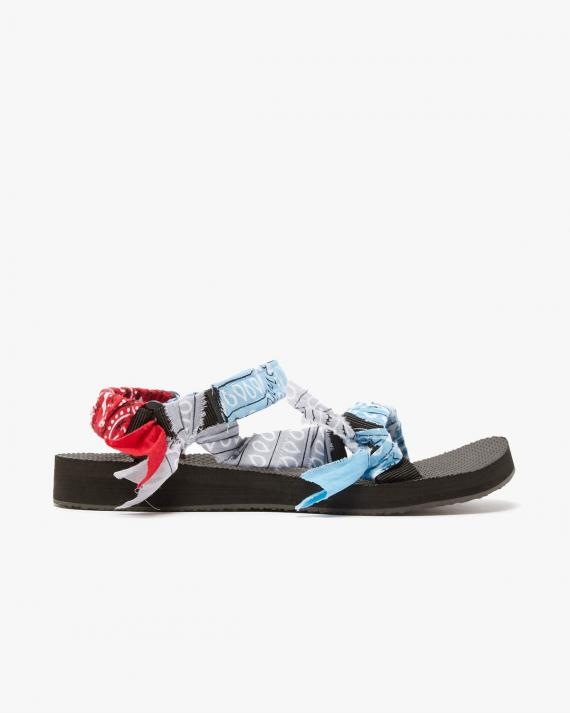 Arizona Love, Trekky Mix Blue Sandals