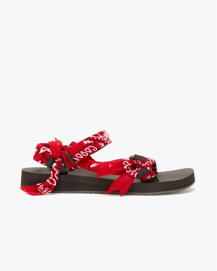 Arizona Love, Trekky Red Sandals