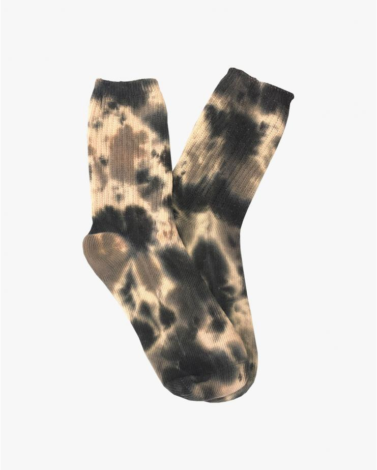 Arizona Love, Black Tie Dye Socks