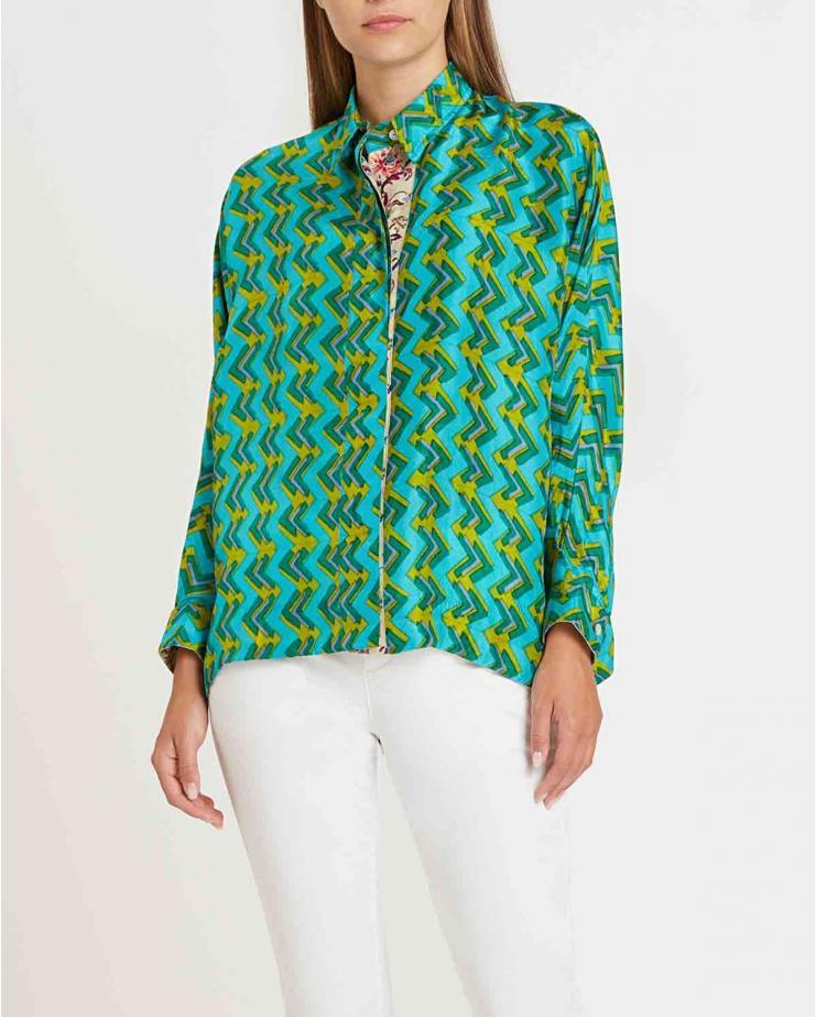 Dhalia Shirt