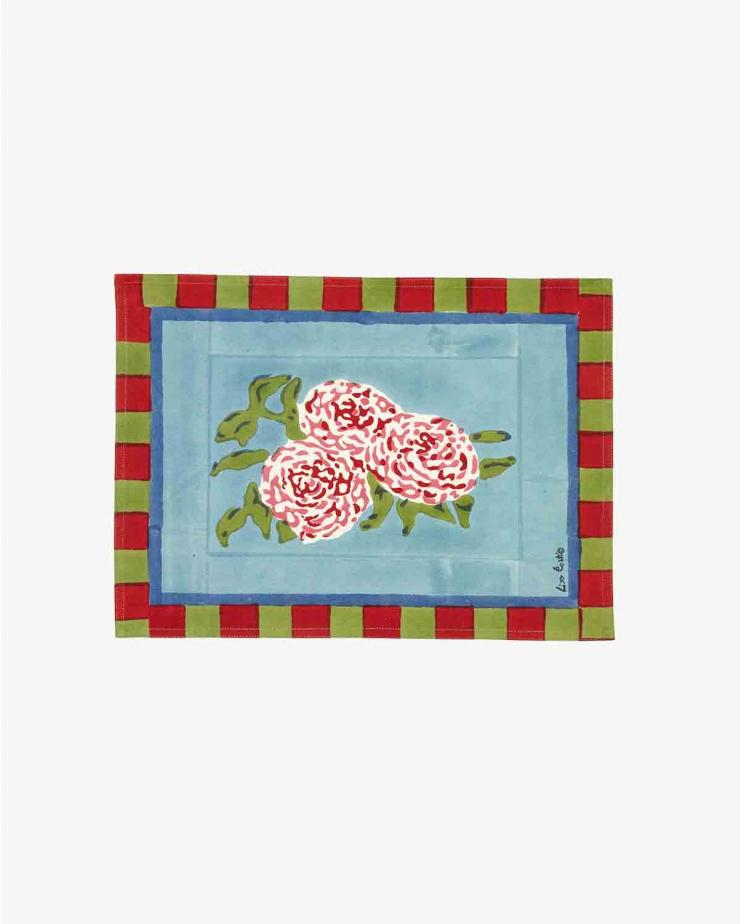 Canvas Place Mat 35x48 Pink