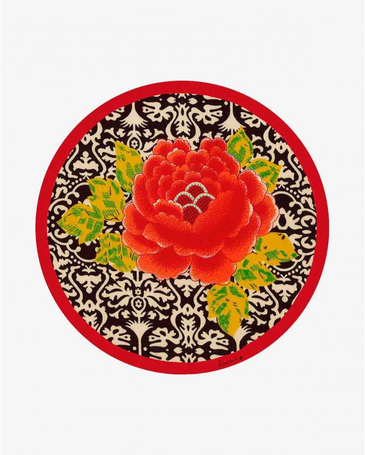 Placemat Red