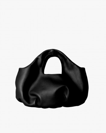 Mini Butter Bag in Black