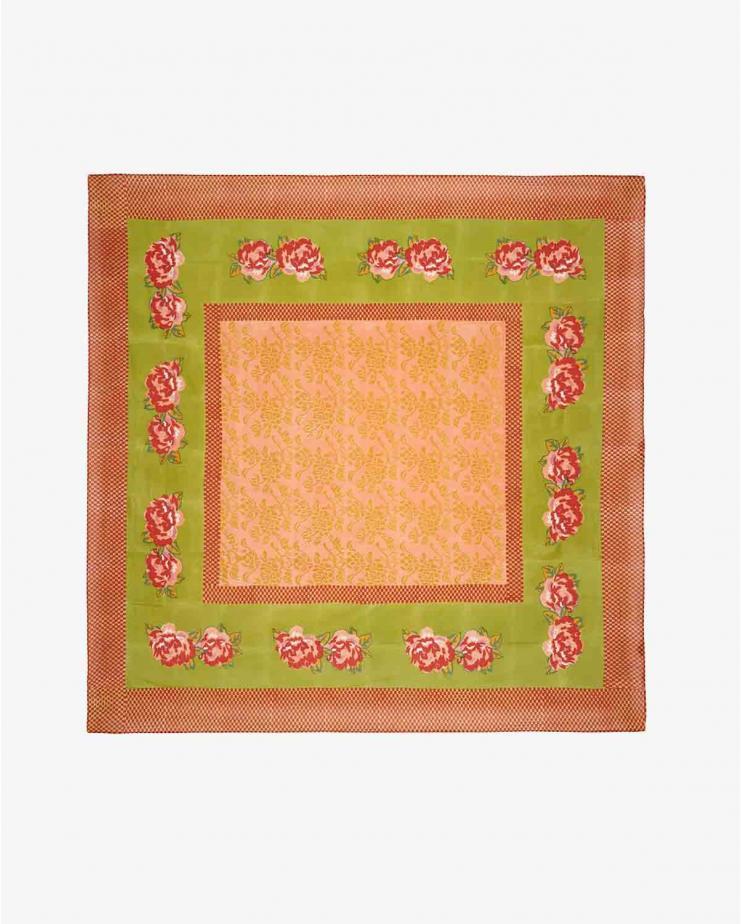 Cotton Cloth 180X180 Green