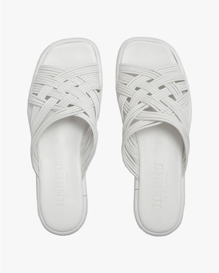 Creuada Sandals in White