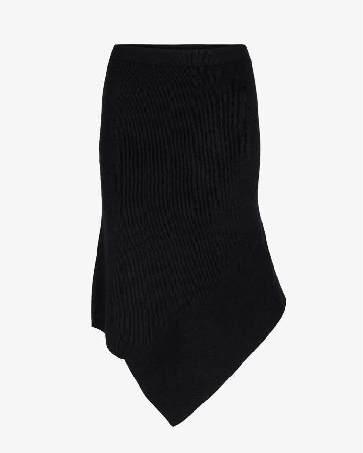 Mandy Layer Skirt in Black