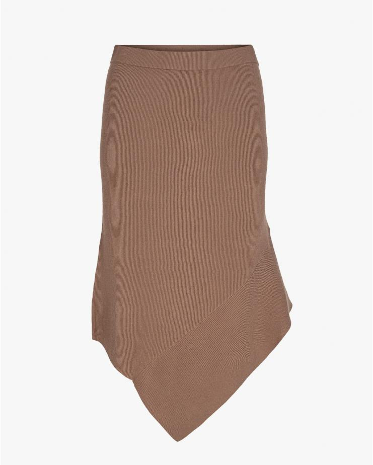 Mandy Layer Skirt in Camel