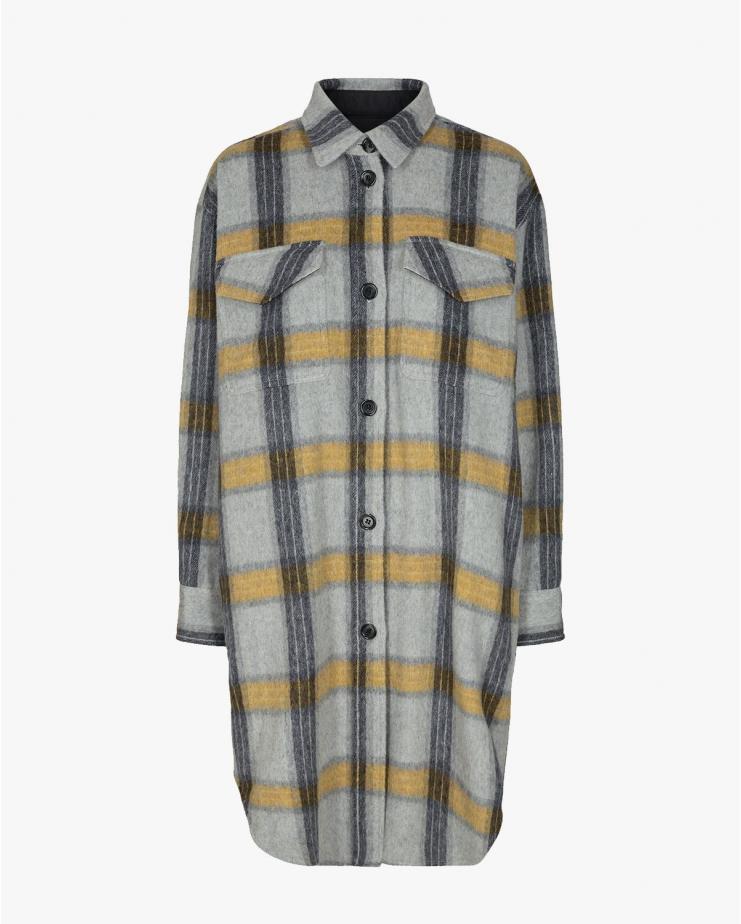 Amara Shirt Coat