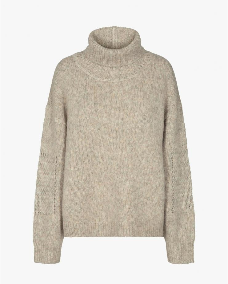 Antico Sweater in Ecru