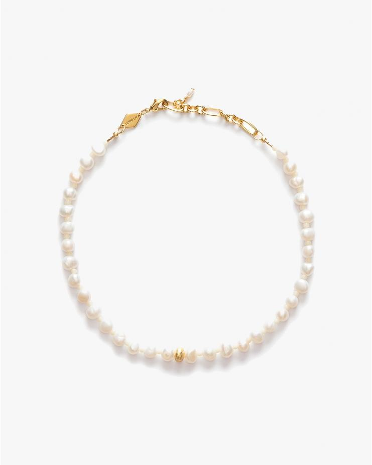 Stella Pearly Anklet