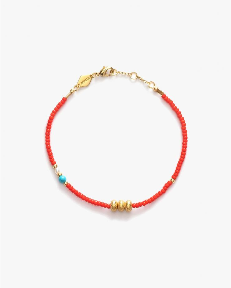 Wave Chaser Bracelet - Red