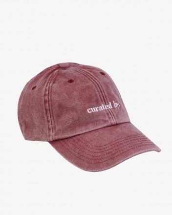 Logo Cap Red