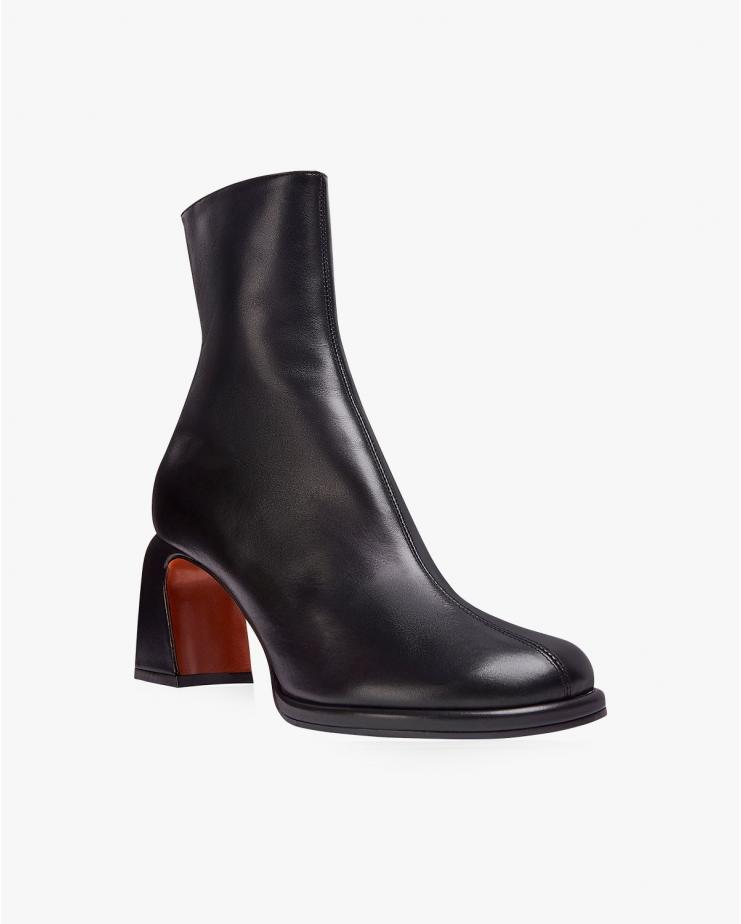 Chae Ankle Boots Black