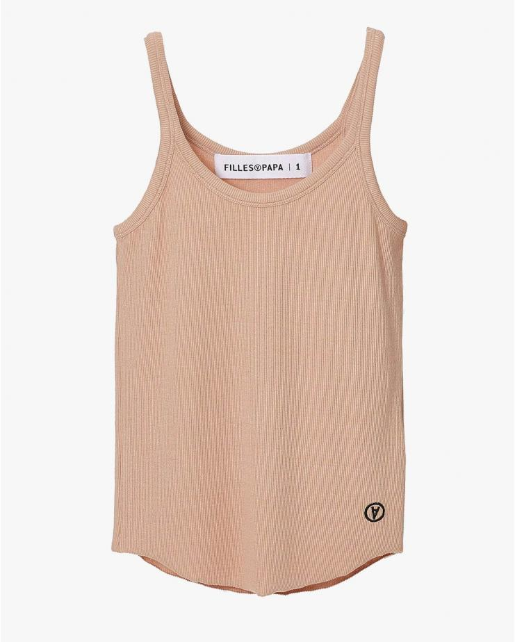 Kate Tank Top in Nude