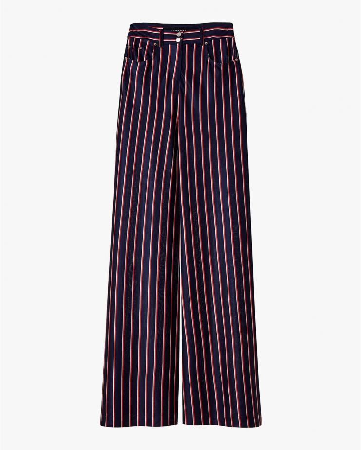 Polly Striped Pants
