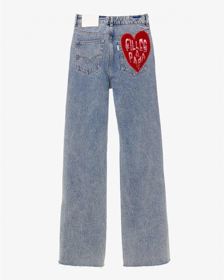 Romeo Blue Jeans