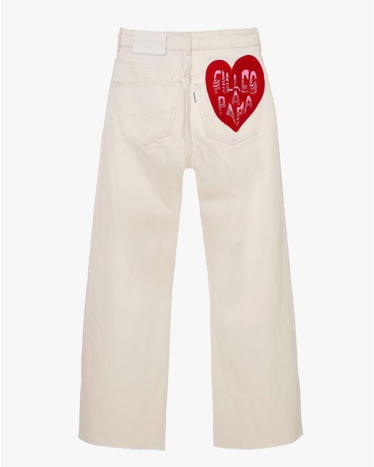 Romeo White Jeans