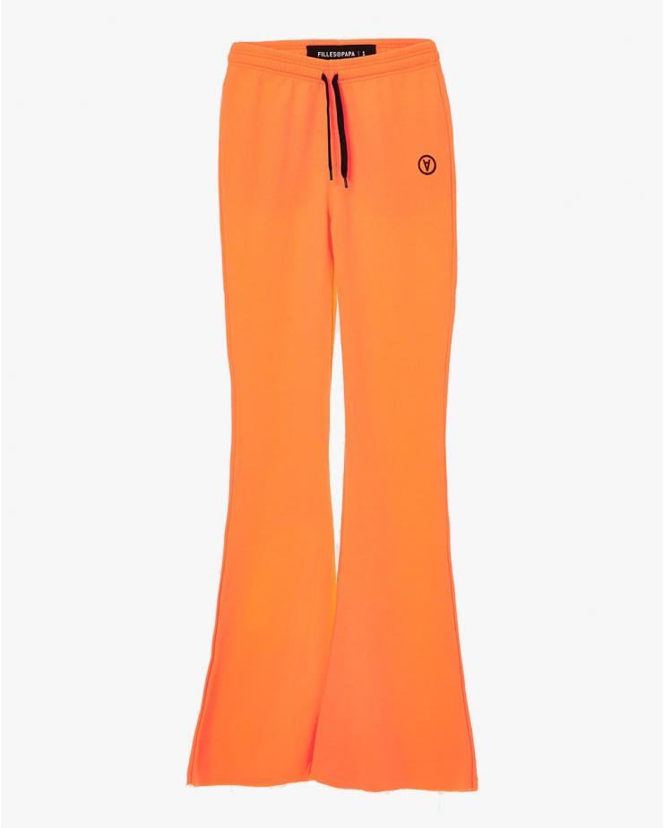 Dan Neon Orange Pants