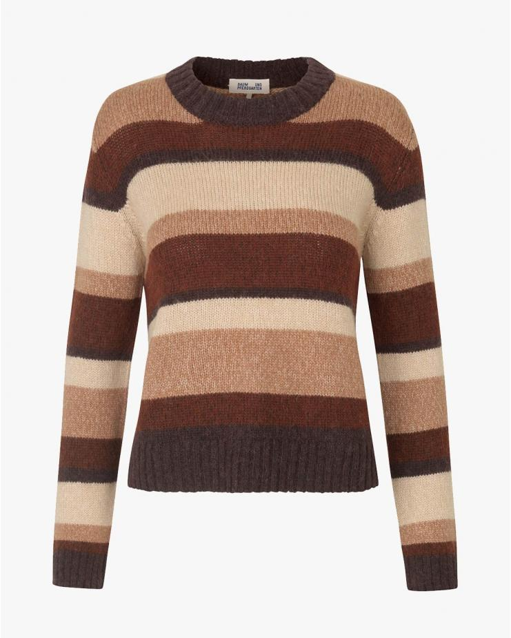 Colana Striped Sweater