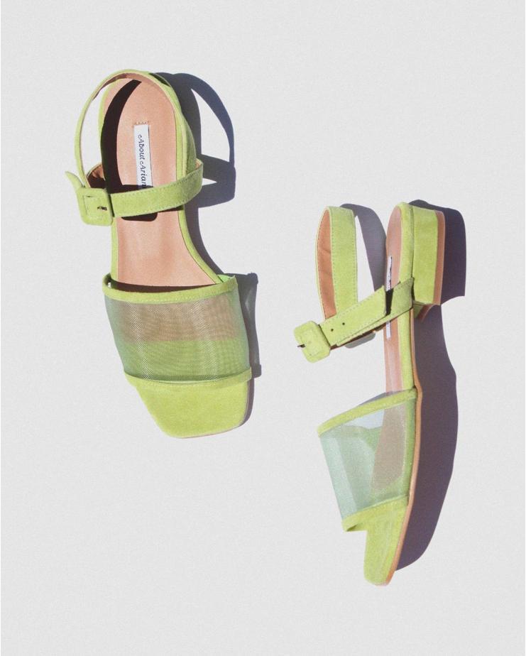 Exclusive Marini Mesh Sandals