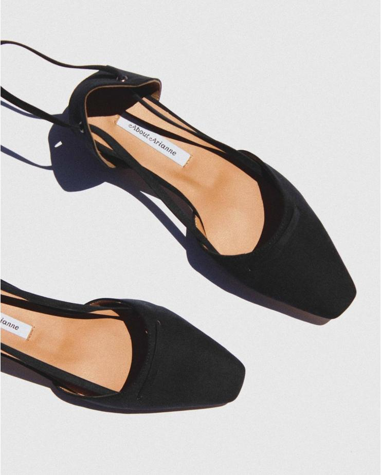 Exclusive Celia Shoe in Black