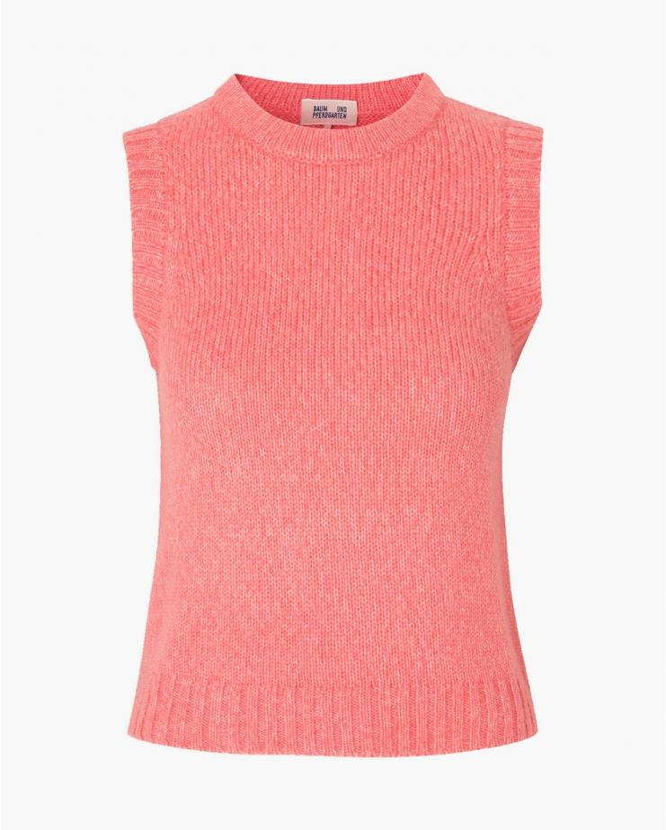 Cecely Vest in Pink