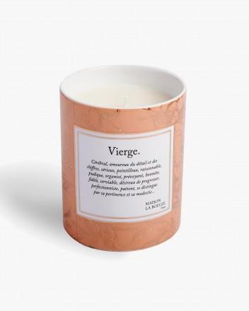 Virgo Candle