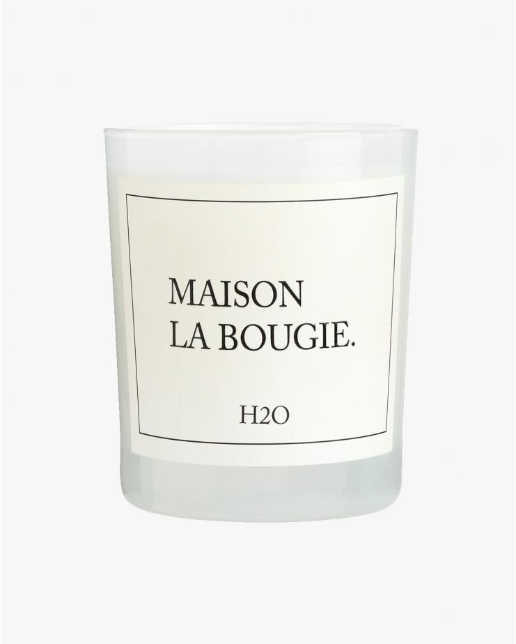 H20 Candle