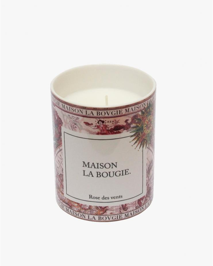 Rose des Vents Candle