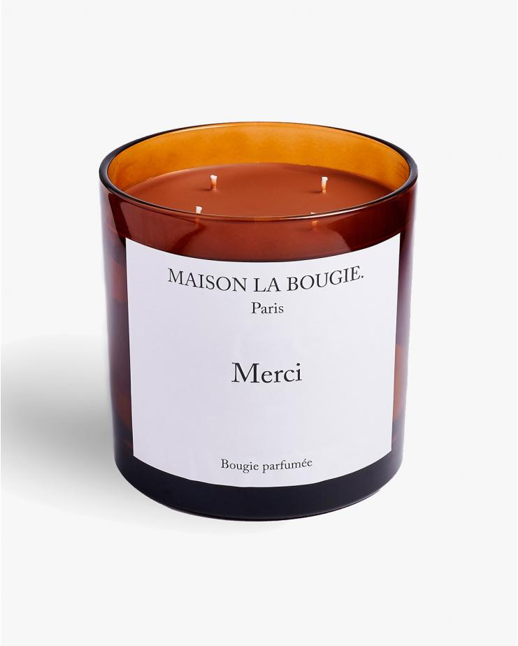 Merci Candle Large