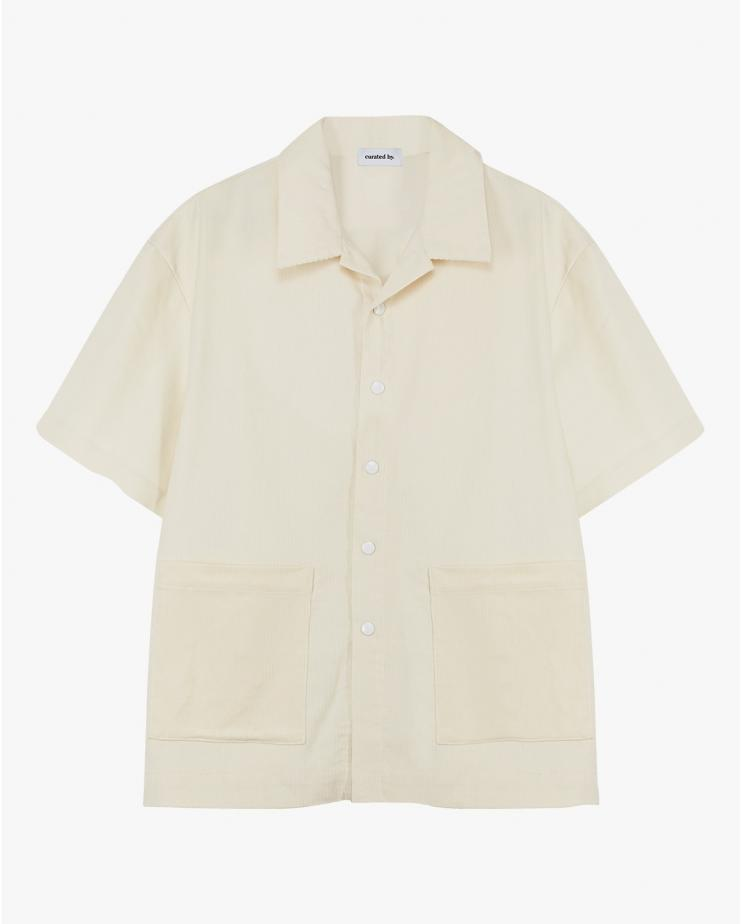 Light Corduroy Shirt