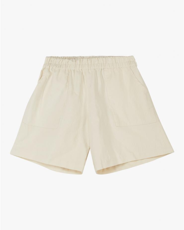 Light Corduroy Shorts