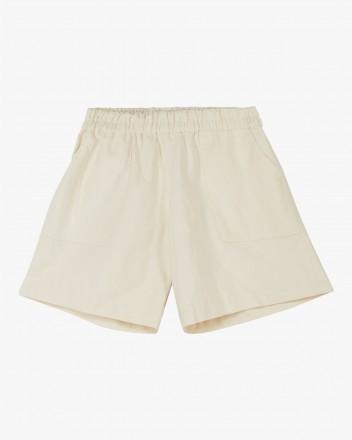 Light Corduroy Shorts