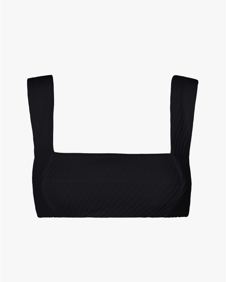 Franco Bikini Top Black