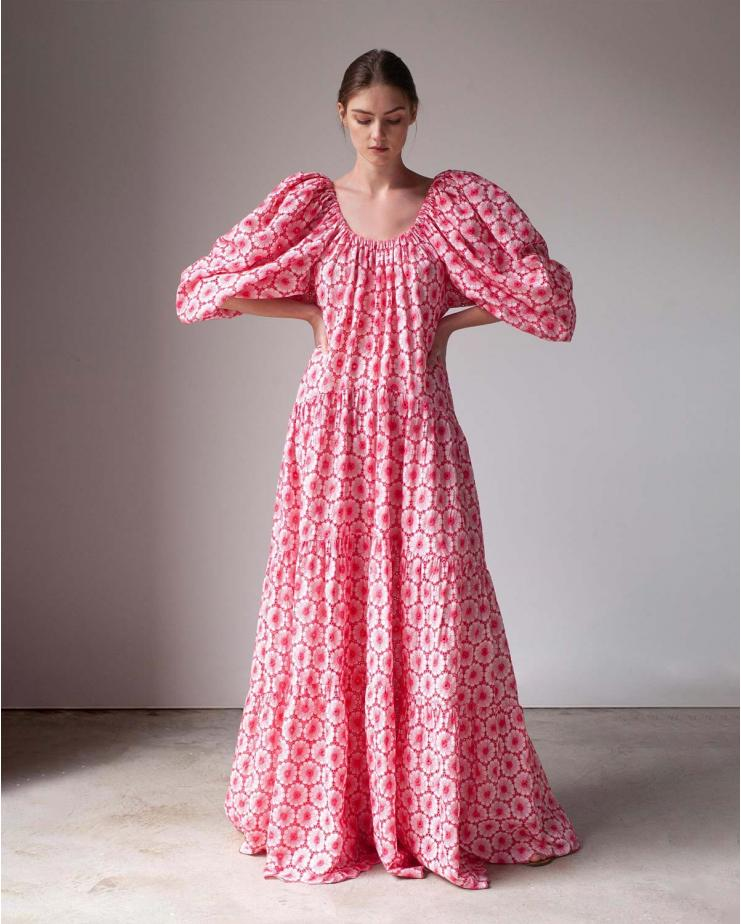 Dalia Long Dress