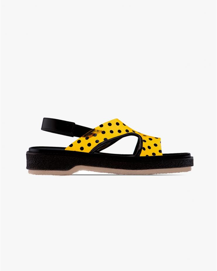 Type 43 Sandals in Yellow