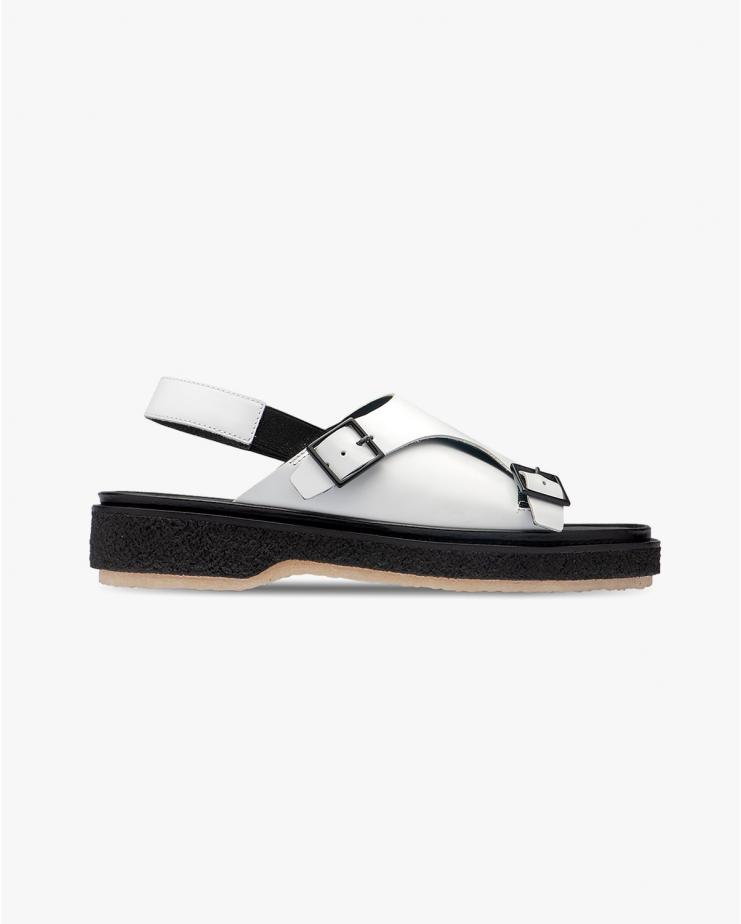 Type 140 Sandals in White