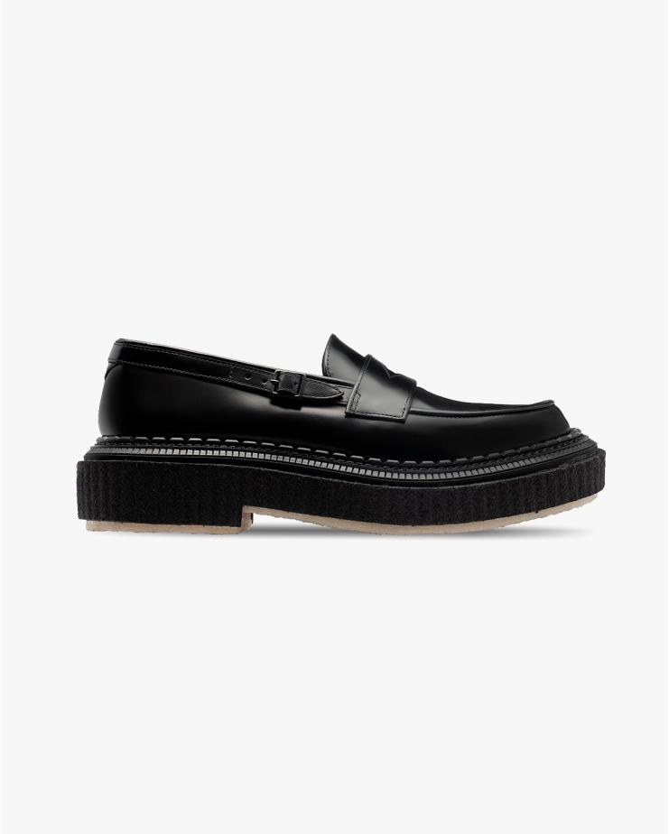 Type 162 Loafer in Black