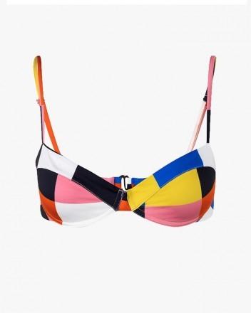 Carlota Bikini Top in...