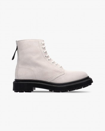 Type 129 Boots in White