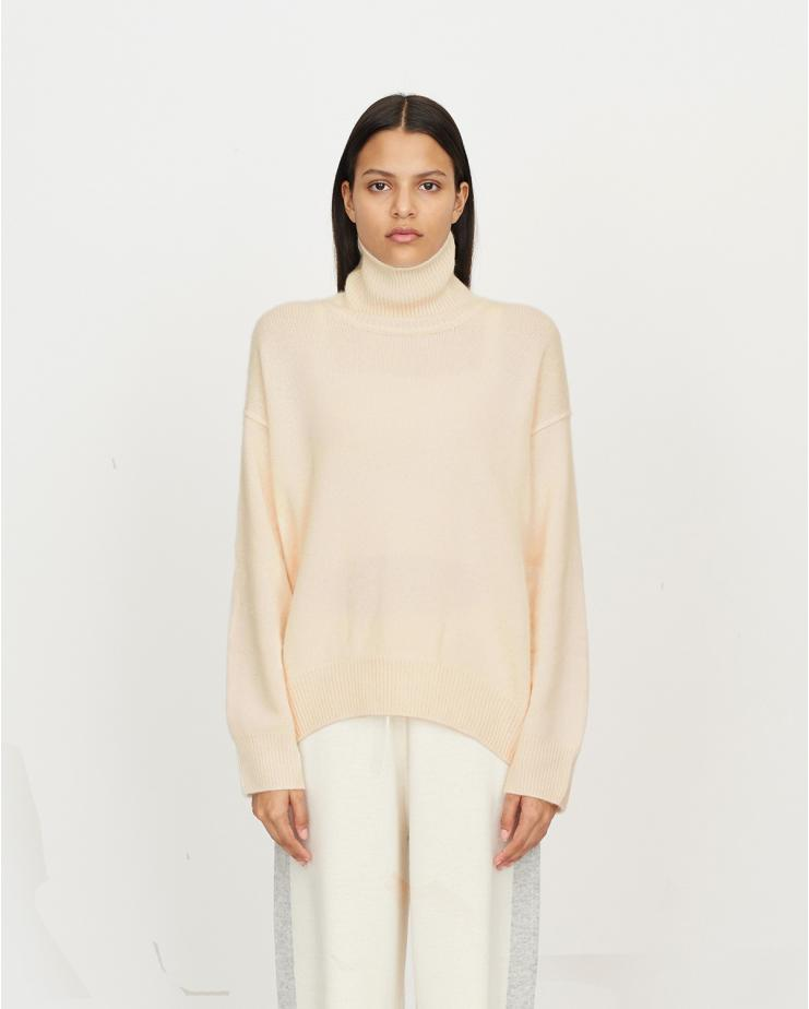 Oversized Jumper in beige