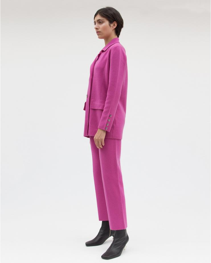 Suit Pants in Pink