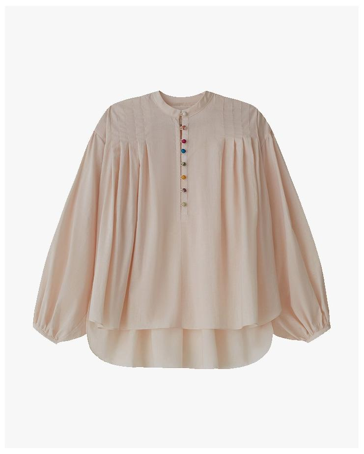Bhumi Top in Blush