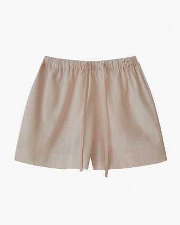 Kaia Shorts in Blush